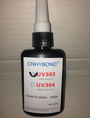303 玻璃、金属UV胶